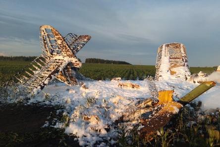 После падения самолета в Нижегородской области проверяют все аэродромы