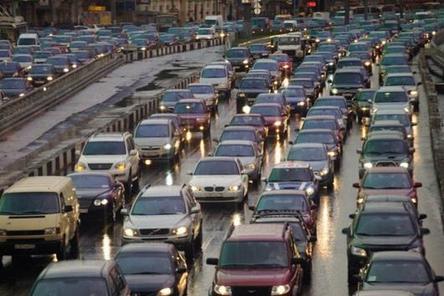 Осенние пробки возвращаются в Нижний Новгород