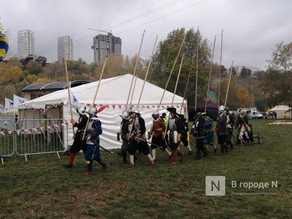 Нижегородцы стали участниками средневекового сражения  - фото 21