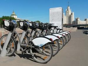 В Нижнем Новгороде в 2020 году появятся станции проката велосипедов по примеру Москвы