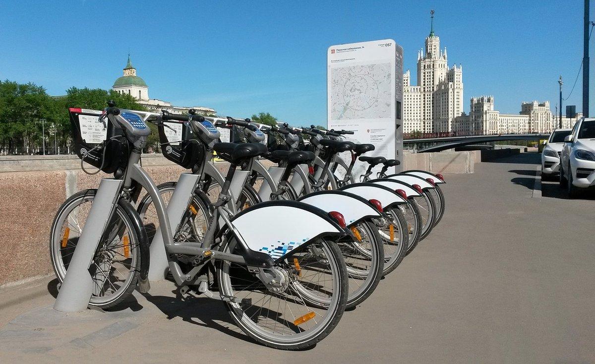 В Нижнем Новгороде в 2020 году появятся станции проката велосипедов по примеру Москвы - фото 1