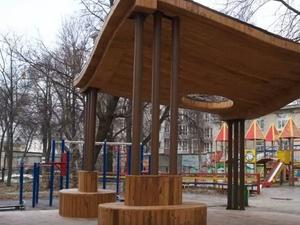Парк  имени Свердлова благоустроили по проекту нижегородских студентов