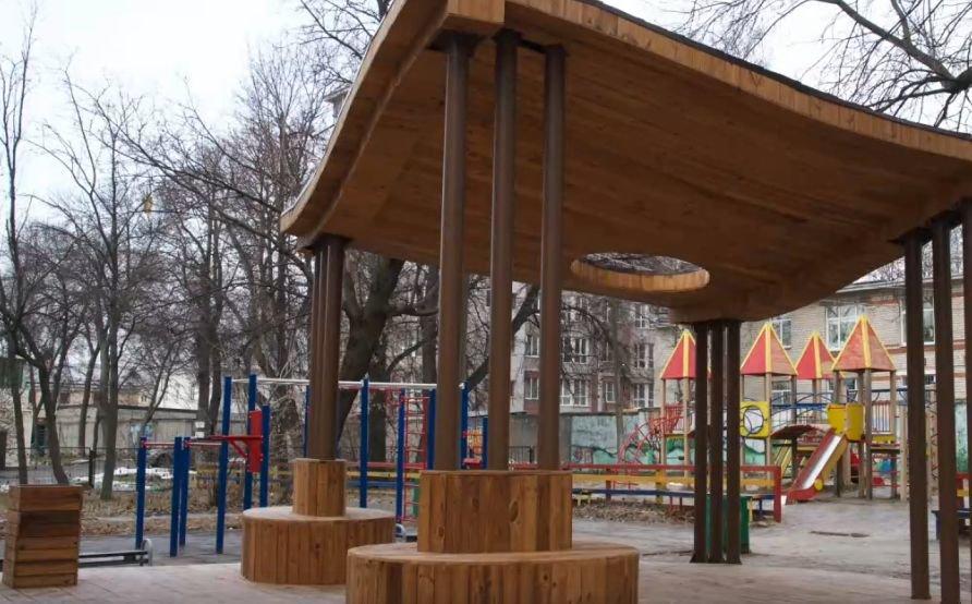 Парк  имени Свердлова благоустроили по проекту нижегородских студентов - фото 1