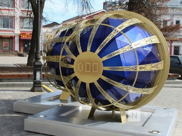 Часы обратного отсчета до 800-летия появились в Нижнем Новгороде - фото 4