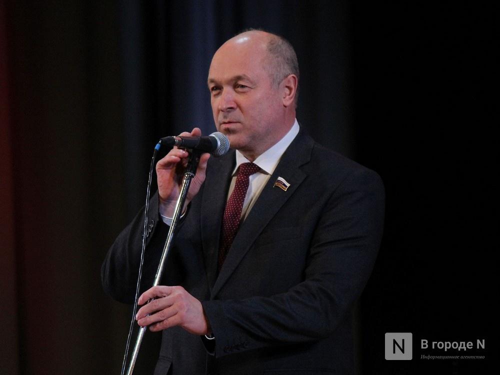 Заксобрание рассмотрит вопрос об отставке Лебедева на ближайшем заседании - фото 1