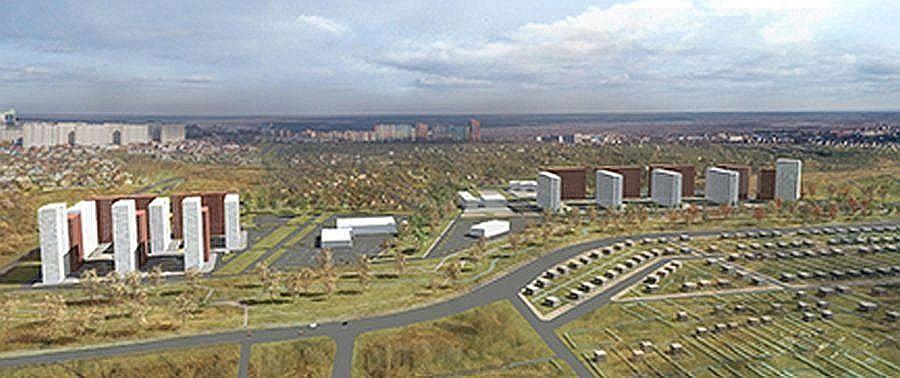 ФОК с ледовым полем и жилые дома построят около Щелоковского хутора - фото 2