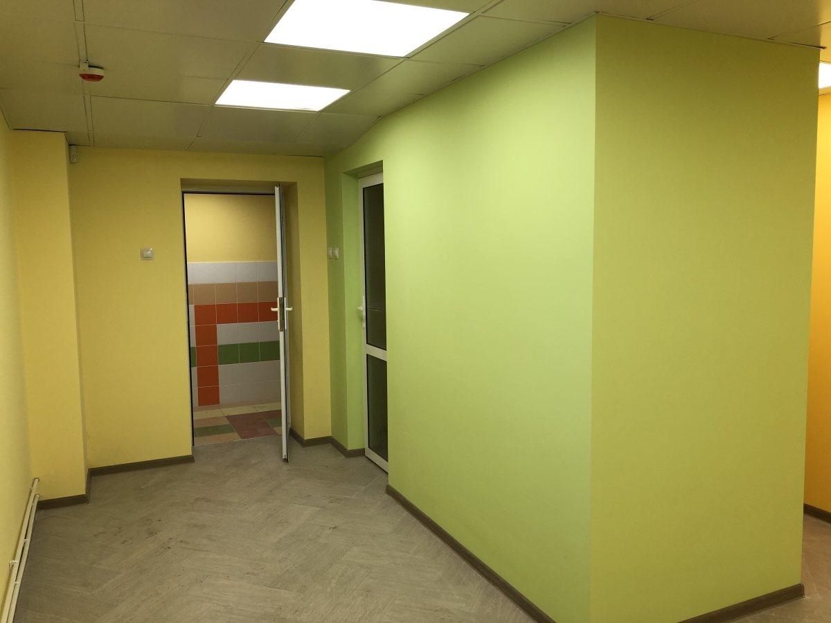 Стационар детской поликлиники № 39 отремонтировали в Нижнем Новгороде - фото 1