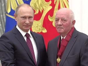 Николай Жарков с «Красного Сормова» удостоился звания Героя Труда