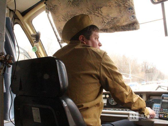 «Трамвай Победы» начал ходить по Нижнему Новгороду - фото 32