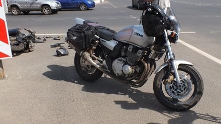 В Сосновском районе мотоциклиста осудили за пьяную езду