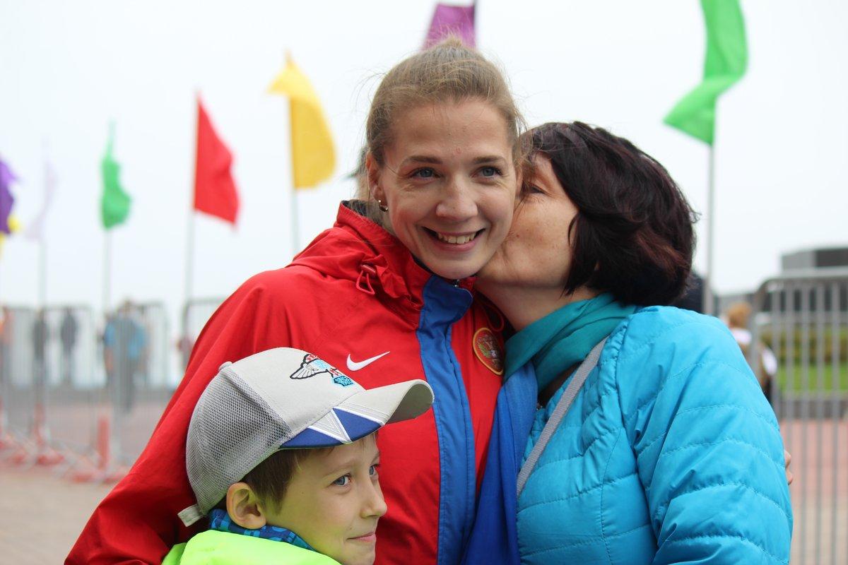Нижегородец Николай Бурда в 16-й раз выиграл забег по Чкаловской лестнице - фото 5