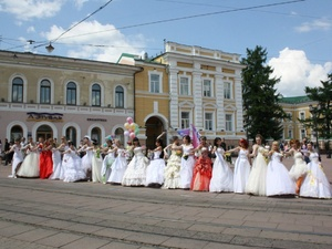 Количество разводов в Нижегородской области сократилось почти вдвое