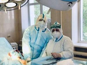 Нижегородские врачи спасли беременную женщину с коронавирусом