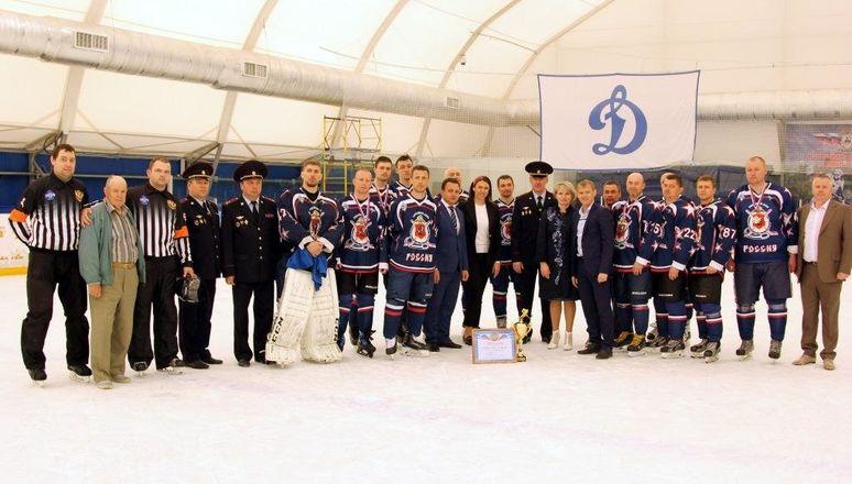 Нижегородские полицейские стали лучшей командой среди сборных МВД России - фото 9