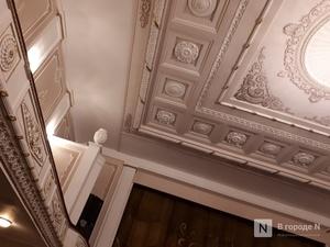Более 27 млн рублей выделено на реставрацию нижегородского оперного театра