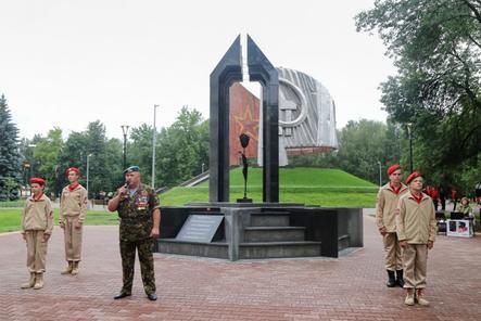 Первую благоустроенную территорию открыли в Нижнем Новгороде