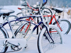 Первая в году акция «На работу на велосипеде» состоится в Нижнем Новгороде в День всех влюбленных