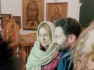 Супруги Макарские приехали в Нижегородскую область для съемок телепередачи