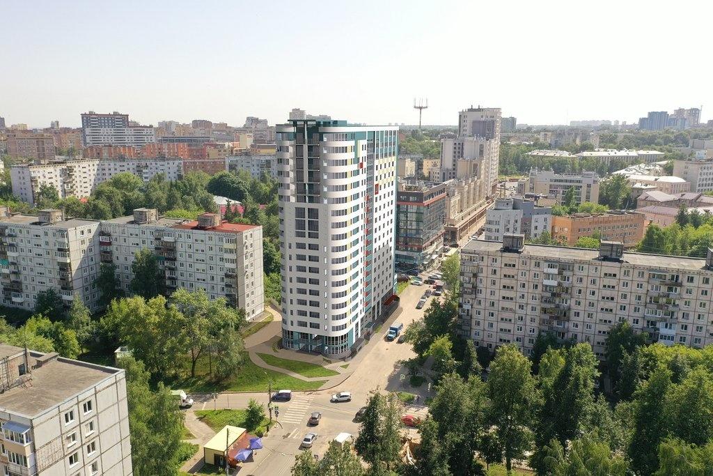 ЖК бизнес-класса строится рядом с площадью Свободы в Нижнем Новгороде - фото 1