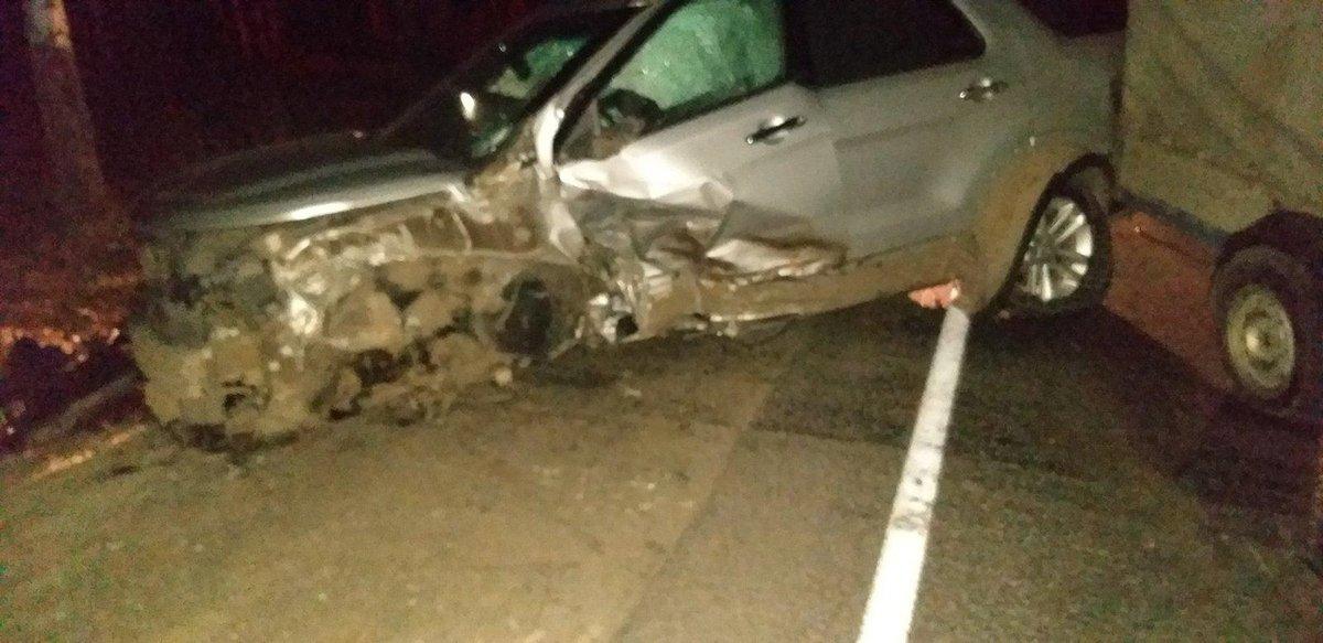 Водитель легковушки погиб в крупной аварии на кировской трассе - фото 1