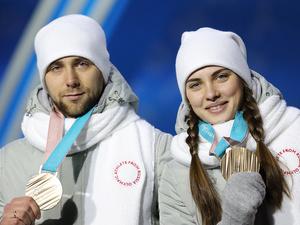 Крушельницкий и Брызгалова вернут бронзовые медали Олимпиады-2018