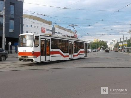 Еще 10 московских трамваев безвозмездно получит Нижний Новгород