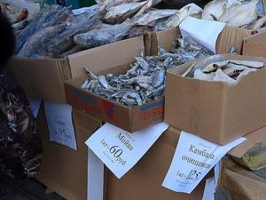 Рыба и мясо подешевели в Нижегородской области