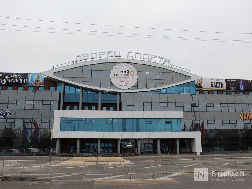 Движение транспорта у нижегородского Дворца спорта ограничат из-за баскетбола - фото 1