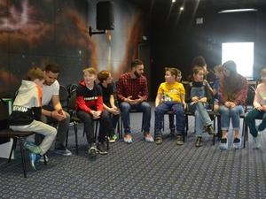 Иностранные обучающиеся ННГУ приняли участие в «Умных каникулах»