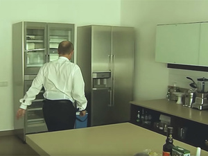 На кухне президента: ФАС проверит рекламу техники Bork с Путиным