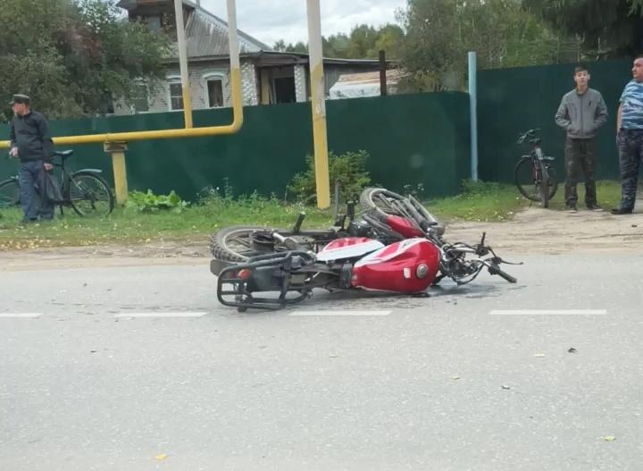Мотоциклист погиб на Бору, врезавшись в «Газон» - фото 1
