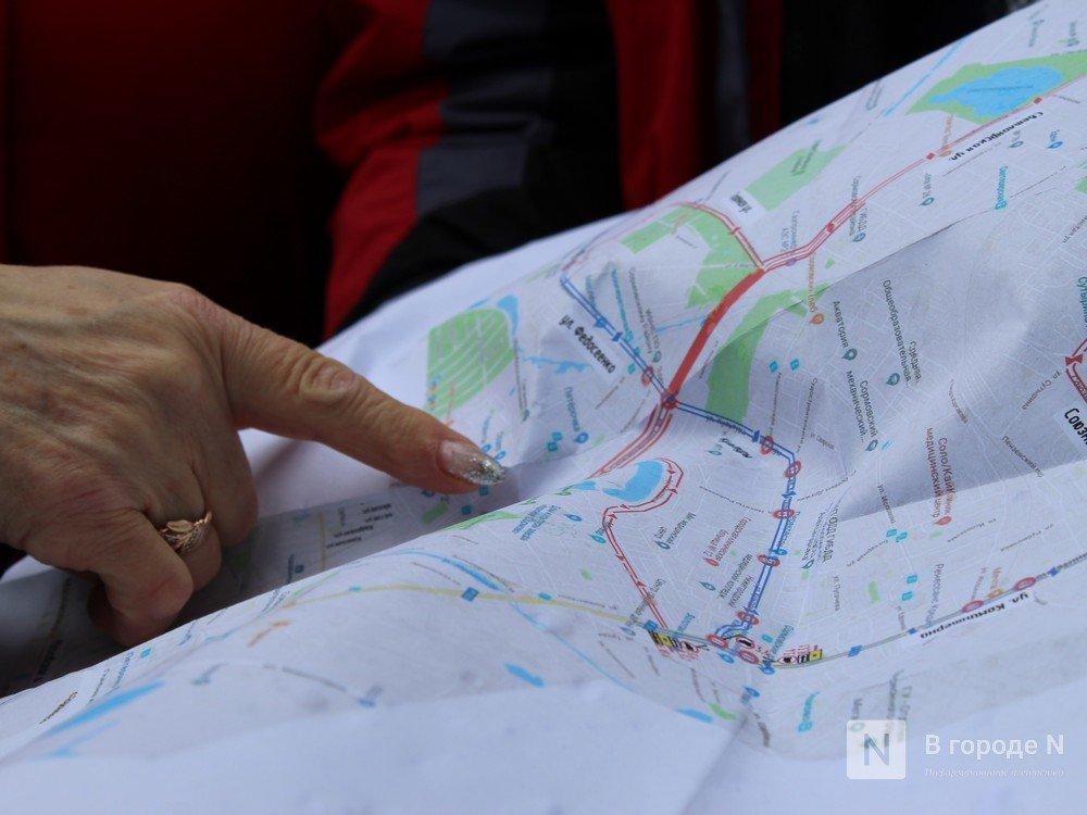 Стали известны объездные пути на время строительства развязки в Сормове - фото 6