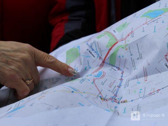 Стали известны объездные пути на время строительства развязки в Сормове - фото 17