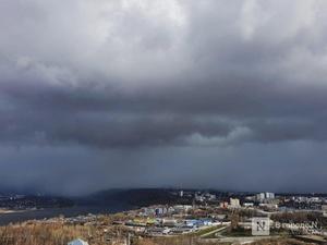 Пасмурная и дождливая погода ждет нижегородцев в выходные
