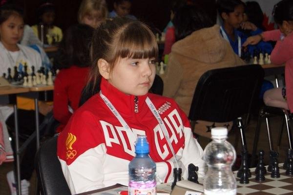Спортсменка изСатки— чемпионка Европы пошахматам
