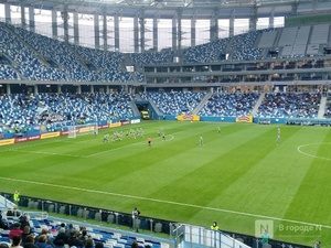 ФК «Нижний Новгород» уступил «Нефтехимику» из Нижнекамска в домашнем матче