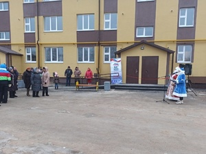 Квартиры в новостройке получили жители аварийного дома в Дальнеконстантиновском районе