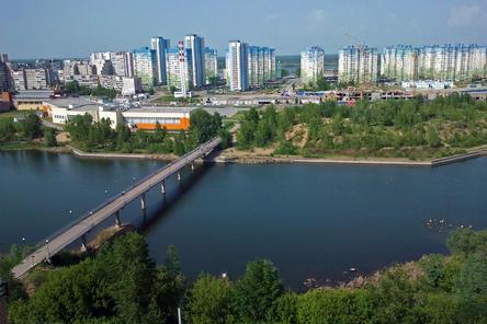 Фирма «Дорожник» благоустроит территорию вокруг Мещерского озера в Нижнем Новгороде