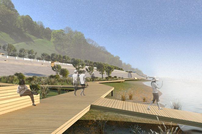 Арт-объект «Столица закатов» и сцена на воде: как преобразится Нижне-Волжская набережная - фото 9
