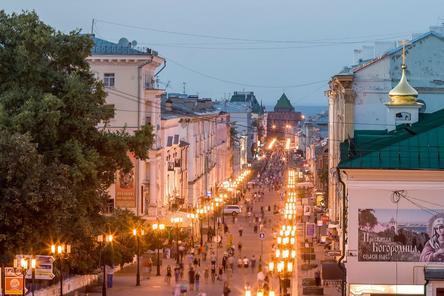 Почти четыре миллиона рублей будет потрачено на освещение Большой Покровской
