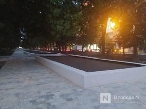 Нижегородцы пожаловались губернатору на «бетонные гробницы» в сквере на Звездинке