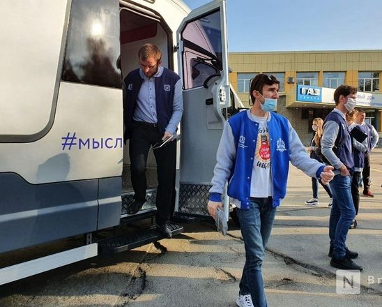 Третий по счету мобильный «Кванториум» отправится к нижегородским школьникам - фото 4