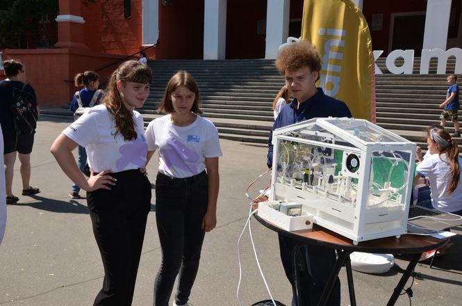 По стопам Кулибина: фестиваль изобретателей Rukami впервые прошел в Нижнем Новгороде - фото 15