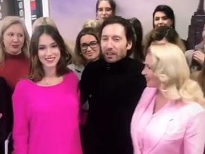 Екатерина Одинцова показала дочери Дине Немцовой Нижний Новгород