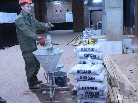 Инъекция для стен: как идет реставрация фасада нижегородской фабрики «Маяк» - фото 39