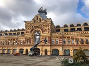 Почти полмиллиарда рублей направят реставрацию и строительство павильонов Нижегородской ярмарки