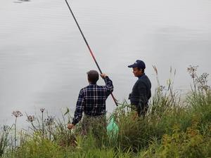 Более 23 кг рыбы поймали нижегородцы в День города