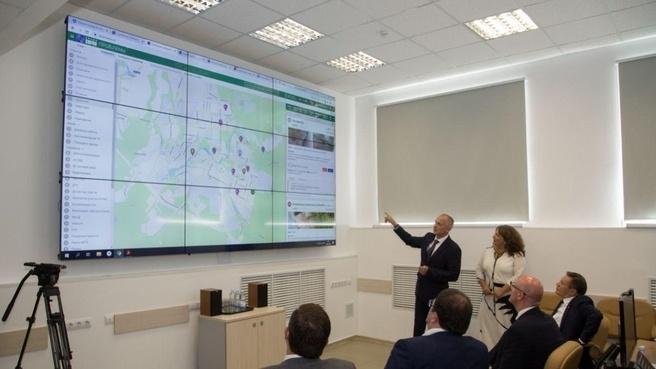 «Новые производственные технологии» Нижегородской области изучил вице-премьер Дмитрий Чернышенко - фото 1