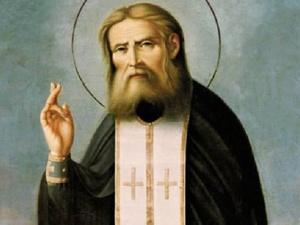 В Нижний Новгород прибудет ковчег с мощами Серафима Саровского