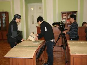 Телекомпания из Южной Кореи сняла фильм о Горьком в Нижнем Новгороде